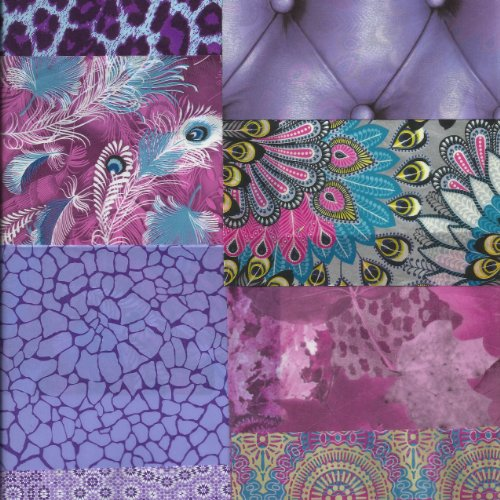 decopatch-mixed-paper-packs-for-decoupage-and-other-craft-projects-purple-14-mini-sheets