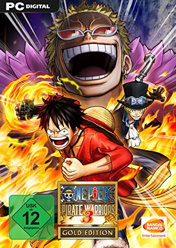 Preisvergleich Produktbild ONE PIECE PIRATE WARRIORS 3 Gold Edition [PC Code - Steam]