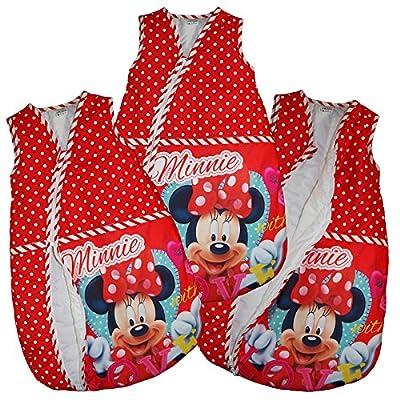 -Saco de dormir para bebé Minnie Mouse Baby-Saco de dormir Saco de dormir infantil invierno