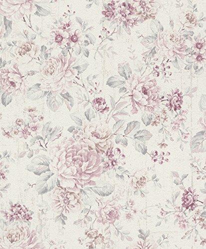 *Rasch paperhangings Wandtapete, rosa (12-teilig) (516029)*