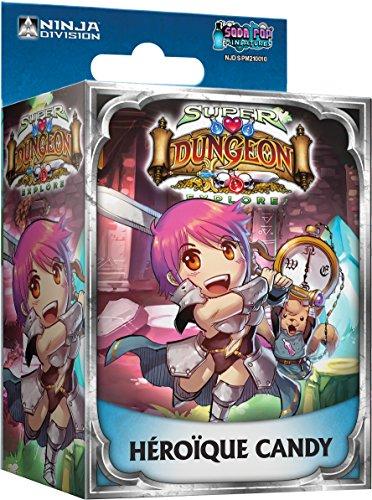 Asmodee-ubisde03-Super Dungeon Explore-invencible Candy