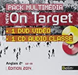 Pack New on Target 2de Ned 2014 CD Classe + Video Classe