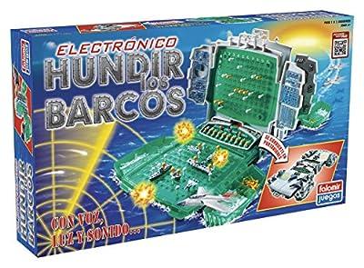 Falomir–électronique tue les bateaux électrique avec voix lumière et son real 32–22004