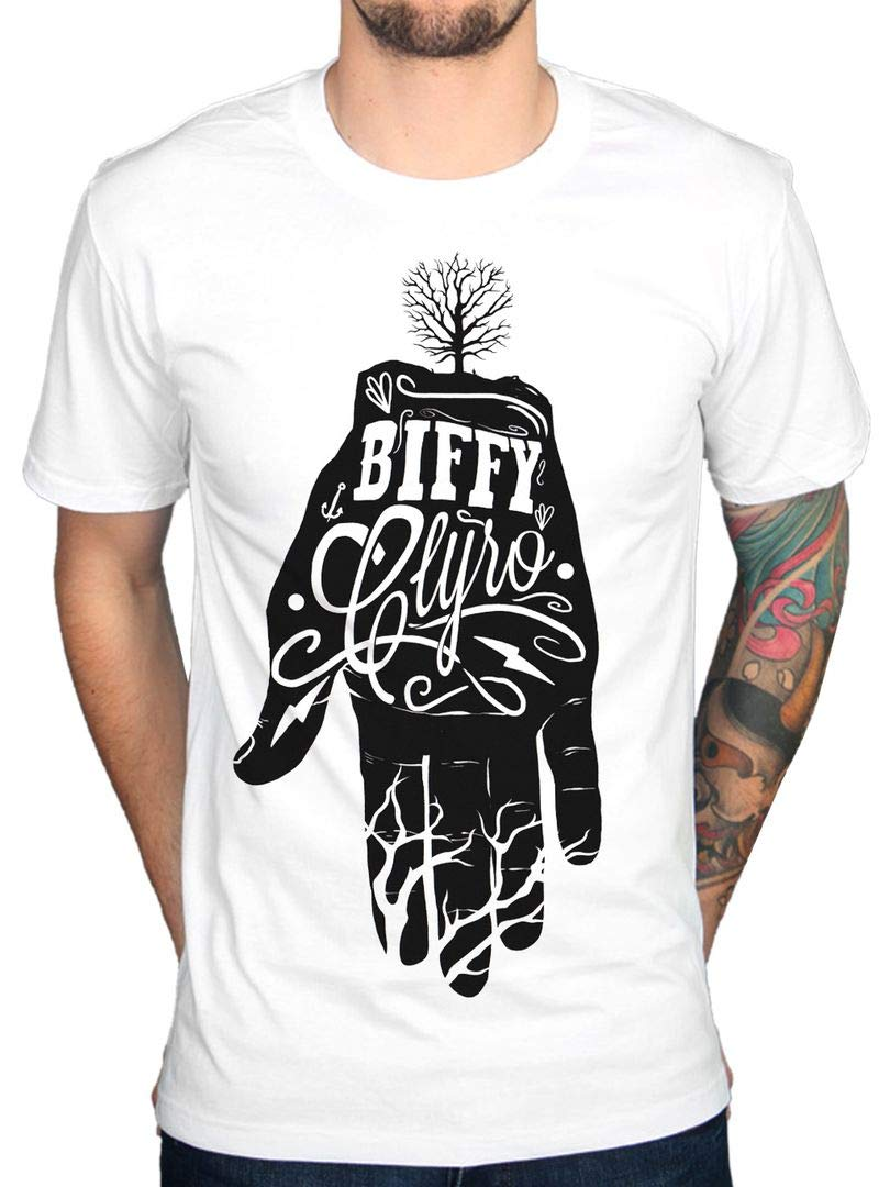 Official Biffy Clyro Hand T-Shirt