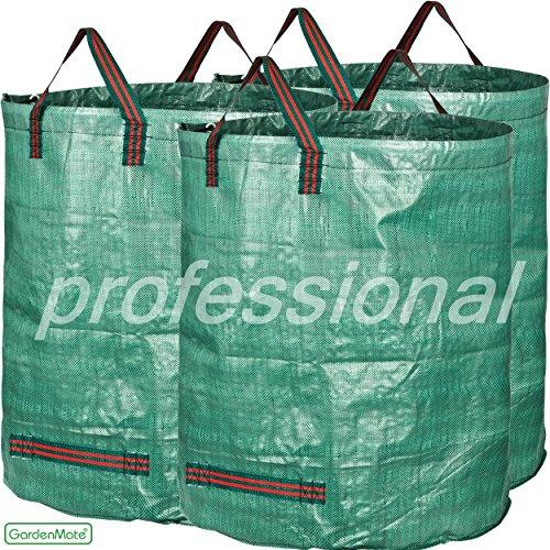 GardenMate® 3x sacchi per i rifiuti da giardino 272L PROFESSIONAL
