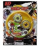 AZi 5D Super Hero Wild Top Beyblade (Ass...