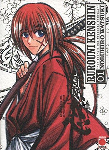 Rurouni Kenshing integral editado por Panini comics