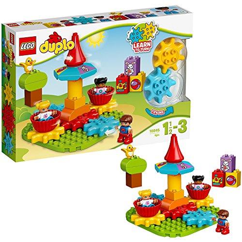 Preisvergleich Produktbild LEGO DUPLO 10845 - Mein erstes Karussell