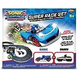 Sonic The Hedgehog All Star Racing Transformed Sonic / Shadow Track Set
