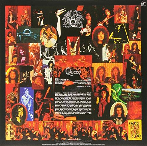 Queen (Limited Black Vinyl) [Vinyl LP] - 2