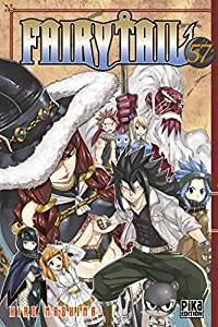 Fairy Tail Edition simple Tome 57