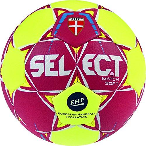 Select Unisex Match Soft-Balón de Balonmano