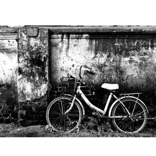 Poster / Tela Canvas - Ciclismo OLANDA - Bicicletta Racing Team Scatto Fisso - Graphic Design Vintage - 50x70cm - Carta Fotografica