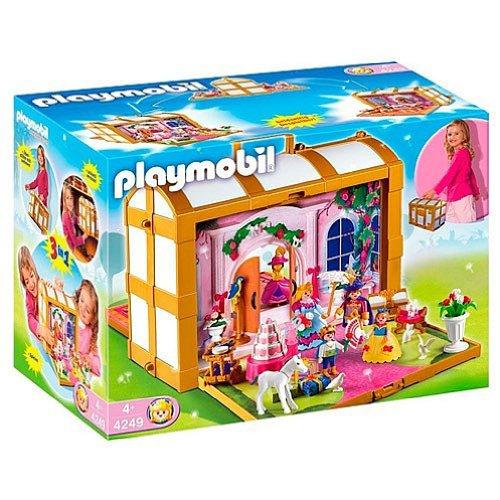 Playmobil 626096 - Princesas Cofre Maletín