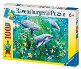 Dolphin Trio 100 Piece Puzzle