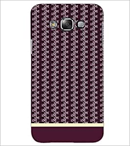 PrintDhaba Love pattern D-1926 Back Case Cover for SAMSUNG GALAXY A8 (Multi-Coloured)