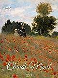 Claude Monet 201419 2019: Großer Kunstkalender. Edler Wandkalender mit den besten Werken des Künstlers. Impressionismus. Kunst Gallery Format: 48 x 64 cm +Foliendeckblatt