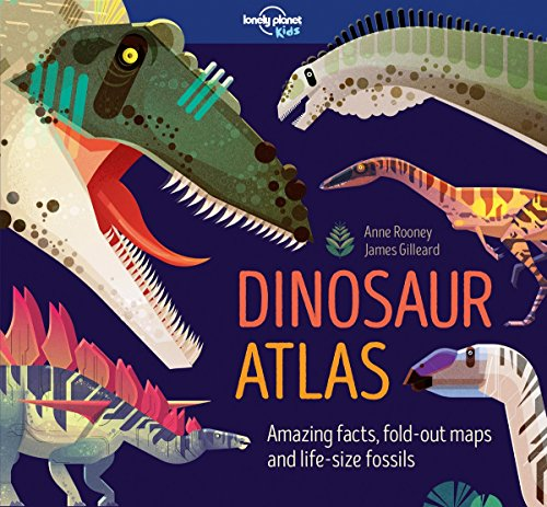 Descargar Libro Dinosaur atlas de Lonely Planet Kids