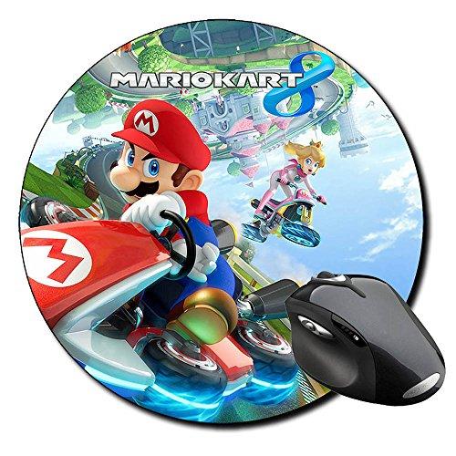 Preisvergleich Produktbild Mario Kart 8 Koopaling Mauspad Round Mousepad PC