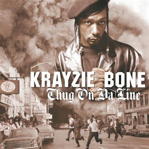 Thug on da Line (Clean Version) by Krayzie Bone (On Line Thug Da)