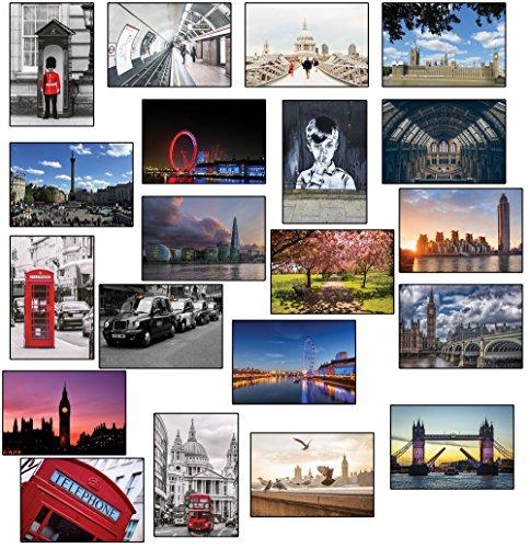 Londra cartoline