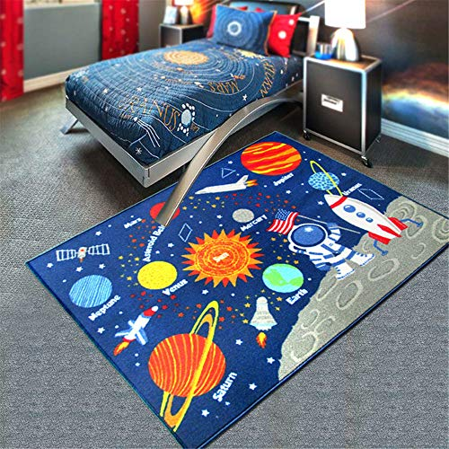 KSMYZX-Children's Planet Carpet