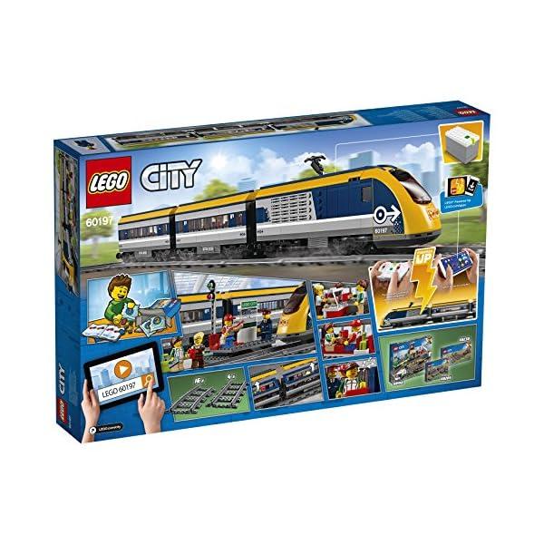 LEGO City - Treno Passeggeri, 60197 3 spesavip