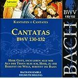 Bach, J.S.: Cantatas, Bwv 130-132