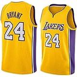 Kobe Bryant #8, 24 Los Angeles Lakers Jersey Negro Mamba ...