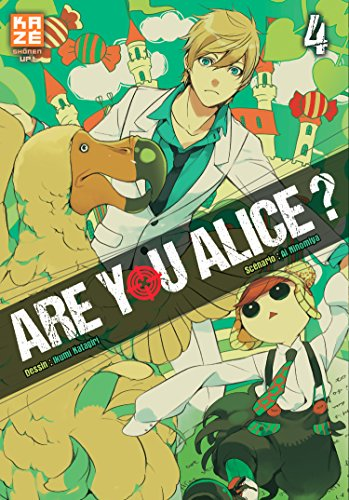 Are You Alice T04