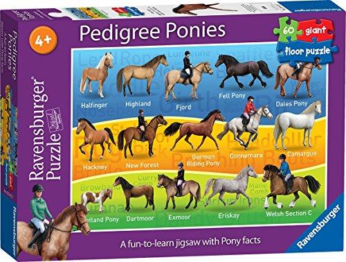 ravensburger-pedigree-ponies-giant-floor-puzzle-60-pezzi