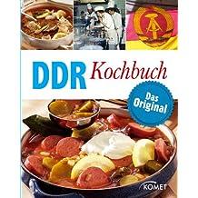 DDR Kochbuch: Das Original: Rezepte Klassiker aus der DDR-Küche (Minikochbuch) (German Edition)