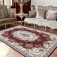 tappeti di stile europeo soggiorno tavolino/Lavabile orientale giardino mediterraneo ricco