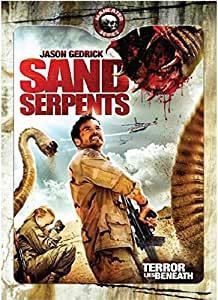 Sand Serpents [DVD] [2009] [Region 1] [US Import] [NTSC]