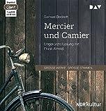 Mercier und Camier: Ungekürzte Lesung mit Frank Arnold (1 mp3-CD) - Samuel Beckett