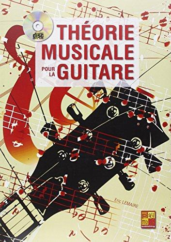 Lemaire Theorie Musicale Gtr Bk/CD +CD par Divers Auteurs