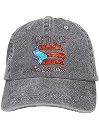 Tboylo Puerto Rico Se Levanta Frog Coqui Boricua Pride Classic Unisex  Baseball Cap Adjustable Washed Dyed aa0c27a8ac6