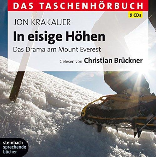 9 Mount (In eisige Höhen - Das Drama am Mount Everest: Das Taschenhörbuch. Ungekürzte Lesung. 9 CDs)