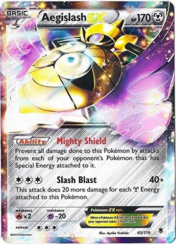 Pokemon aegislash EX XY Phantom Kräfte 65/119