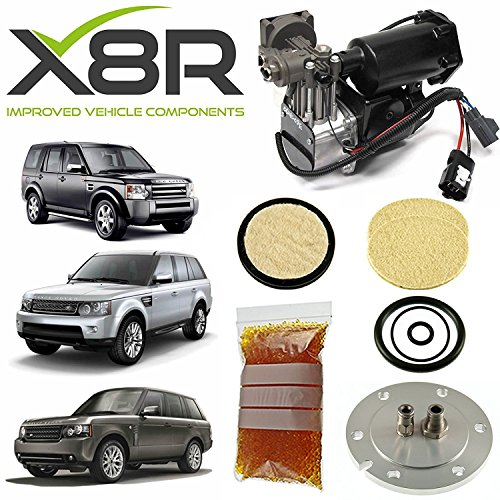 LAND ROVER LR3 / DISCOVERY 3 05-09 AIR SUSPENSION COMPRESSOR DRYER REPAIR KIT X8R40