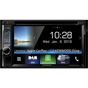 KENWOOD DNN9150DAB Multimedia Receiver Drivers Update