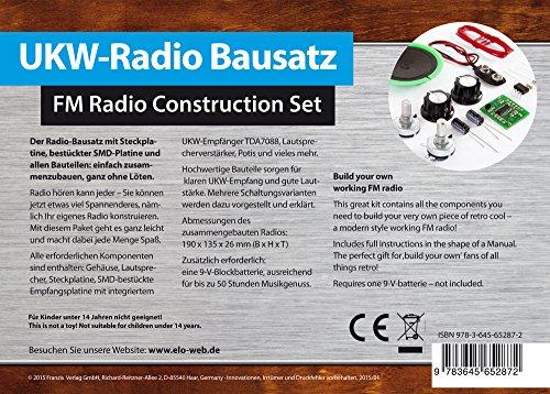 Franzis UKW-Radio Bausatz - 2