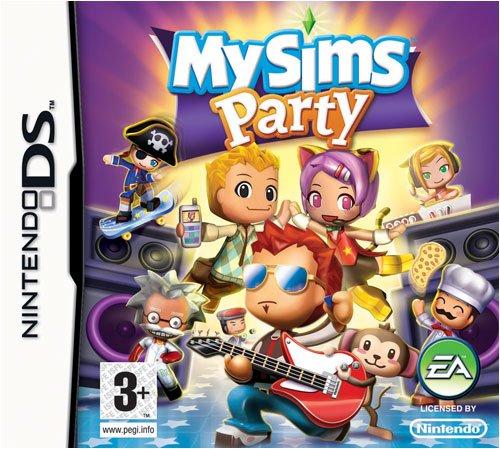 MySims Party [UK Import]