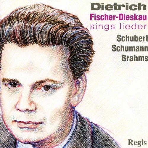 Dietrich Fischer-Dieskau Sings Lieder