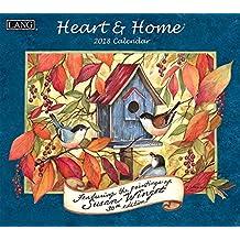 Heart & Home 2018 Wall Calendar (Deluxe Wall)