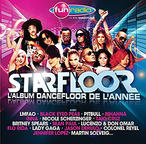 Starfloor, L'Album Dancefloor De L'Année (2 CD)