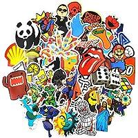 Sticker Pack 150-Pcs Adesivi Stickers Vinili per computer portatile, bambini, automobili, motociclette, bicicletta, skateboard bagagli, autoadesivi paraurti Hippie Decals bomba impermeabile
