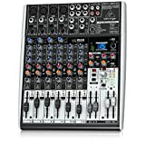 Behringer Xenyx X1204USB Mixer Professionale con Processore Effetti e Interfaccia Audio e USB