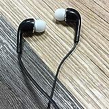 Rouku S4Wired Auricolare Musica Stereo Cuffie in-Ear Cuffie con Microfono Auricolari per Telefono Computer MP3