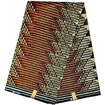 Wax pagne tissu africain collection ORIGINAL HITARGET 6 YARDS Super cire imprimé top qualité 100% pur COTON